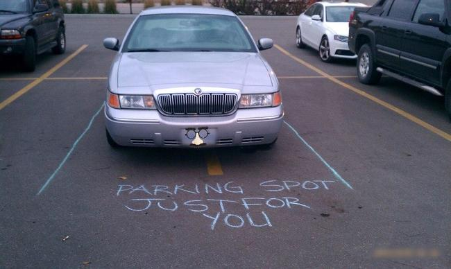 Avoiding Parking Lot Etiquette Problems 10