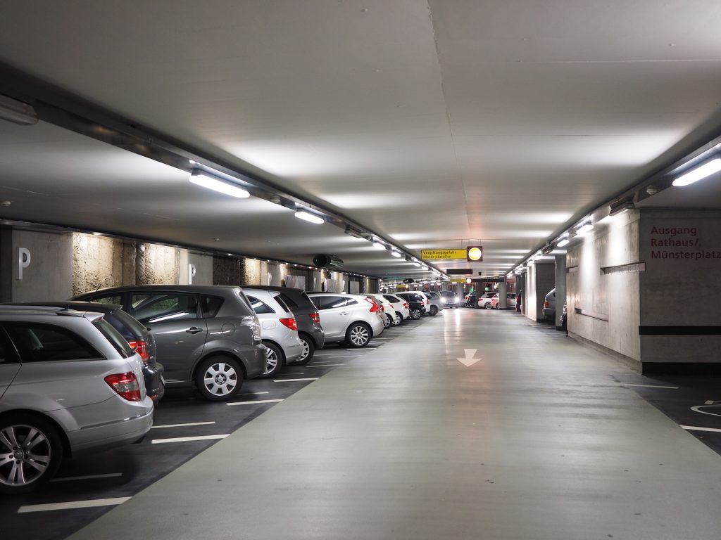 Five Ways To Improve Your Parking Lot 5